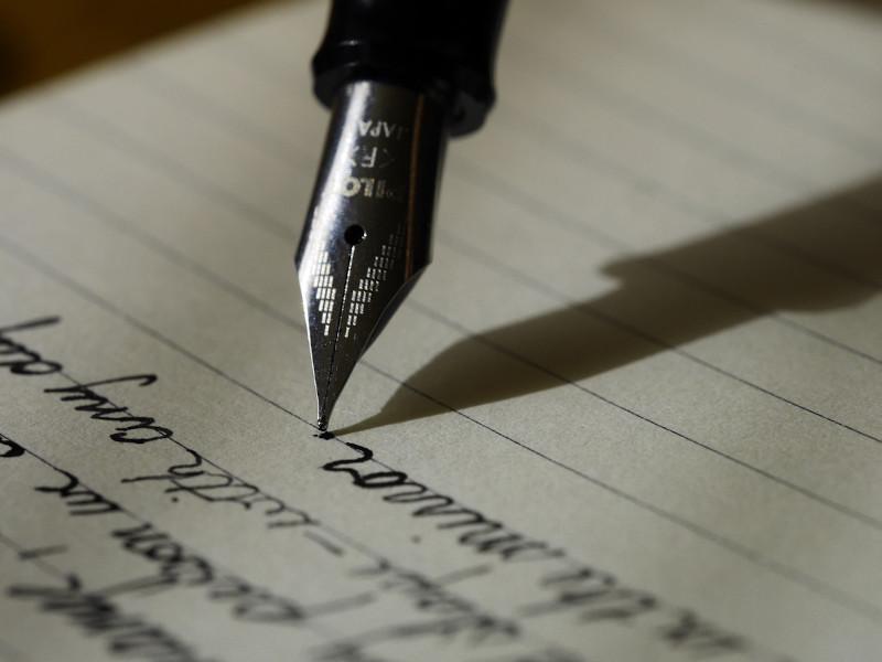 stylo-papier