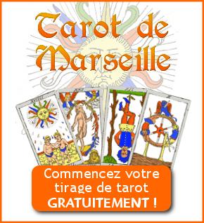 Tarot de Marseille gratuit sur Avigora
