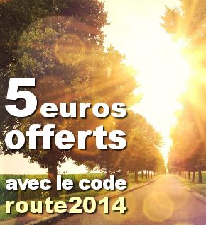 5 euros de réduction sur Avigora